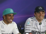 "Wolff: Lewis and Nico are ""enemies"""