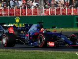 Better result on the table without extra pitstop - Daniil Kvyat