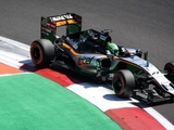 Hülkenberg pleased with Mexico effort