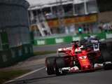 Vettel had to go full risk to pass rapid Ocon