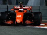 Stoffel Vandoorne's McLaren was like a rally car in F1 Abu Dhabi GP
