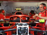 Ferrari F1 team changes halo mirrors for Monaco after FIA ruling