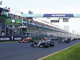 Australian GP aborted start caused by warning light - Whiting