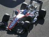 McLaren issues 'expected' after testing Jerez opening day