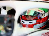 Giovinazzi wants 'best of the rest' with Sauber