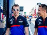 Kvyat: Albon's Red Bull debut not that impressive