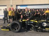 Pirelli 'Delighted' with Opening Test with Planned Eighteen-Inch Tyres in France
