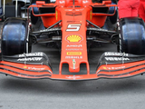 Ferrari refuse to copy Mercedes' aero design