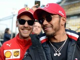 Ferrari at key development point says Vettel