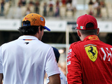 Ferrari approached Sainz over the winter to replace Vettel