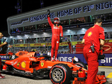 Qualy: Impressive Leclerc does it again