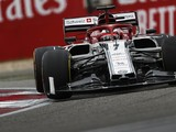 Raikkonen: Tyre temperature drop cost chance of better China result