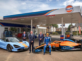 McLaren reunites with Gulf to write partnership's next unique chapter
