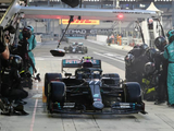 Why Mercedes opted for a double-stack stop in Abu Dhabi