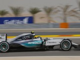 FP2: Mercedes show their pace as Rosberg leads 1-2