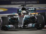 Williams's Paddy Lowe has sympathy for Mercedes' Singapore struggle