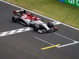Early Penalty Puts Paid to Raikkonen's Points Chances at the Hungaroring