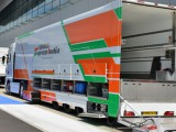 'Force India nearly sidelined in Austin'