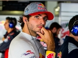 Sainz 'sorry' for DNF in Toro Rosso farewell