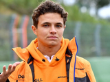 """Apologetic Norris """"ready to race"""" after heavy qualifying crash"""