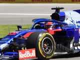"Daniil Kvyat: ""It would have sucked if we didn't get any points"""