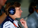 Claire: Button would look good in Williams livery