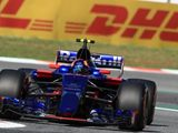 Handling Issues affecting Toro Rosso drivers in Spain