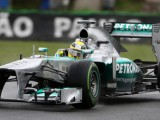 Prac Two: Two from two for Rosberg