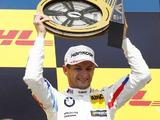 BMW hits back as Marco Wittmann wins red-flagged race