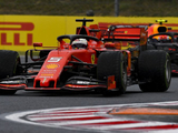 Vettel: Ferrari need difficult Hungarian GP