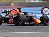 Qualy: Verstappen takes superb pole in France