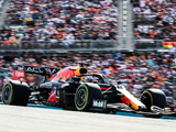 """Verstappen reveals uncertainty over """"aggressive"""" Red Bull strategy in USGP win"""