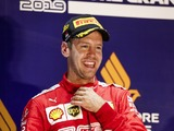 Palmer: Ferrari needed Vettel to win