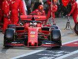 Sebastian Vettel couldn't have avoided causing VSC - Ferrari