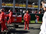 Allison gives credit to 'very quick' Ferrari