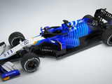 Williams launch new car - first images