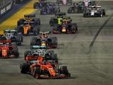 Sebastian Vettel ends year-long drought with Singapore GP victory
