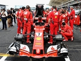 Ferrari's troubles 'completely unacceptable'