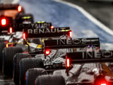 F1 reports two positive Covid-19 cases; individuals not with a team, racing continues