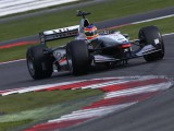 Zak Brown shakes down ex-Hakkinen race winning McLaren MP4-16A