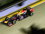 Horner laughs off traction control speculation