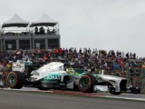 Dj vu as Rosberg bows out in Q2
