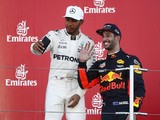 Lewis Hamilton would welcome Daniel Ricciardo as an F1 team-mate