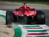 Vettel annoyed with P2 in Monza qualifying