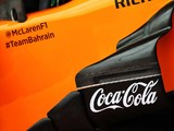 McLaren keep Coca-Cola partnership fizzing