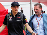 Verstappen: I am the driver, not my father