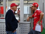 Ferrari F1's Vettel explains handwritten letter to ill Lauda in '18