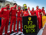 Schumacher: F2 title was very important