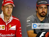 Alonso denies he doesn't like Vettel