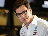 Toto Wolff plays down 'nonsense' rumours of Mercedes F1 exit